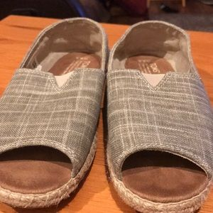 Authentic Toms Shoes